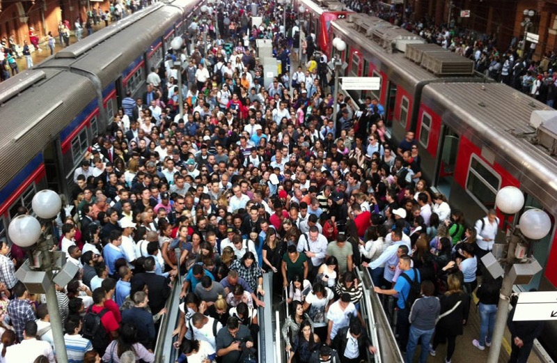 Desigualdade social e mobilidade para as pessoas
